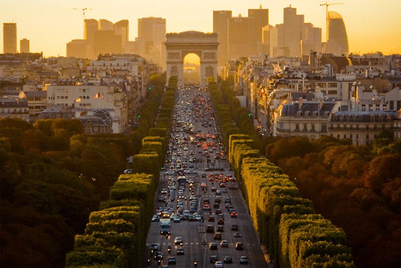 Hotel Place De L Etoile Paris